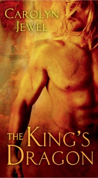 Cover for The King's Dragon